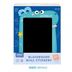 MiDeer Wall Sticker Blackboard (Whale)
