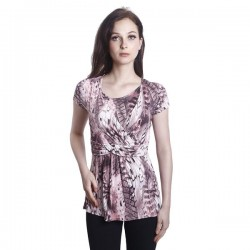 'Fabulous Mom Lady Eve Nursing Blouse'