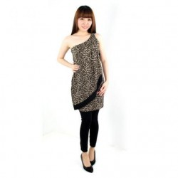 'Fabulous Mom Panthera Toga Nursing Top'