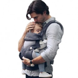 [9-15 Nov] Ergobaby Carrier Performance 360 (Cool Air Carbon Grey) + FREE RM11 Gift Voucher