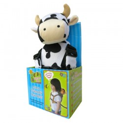 Bumble Bee 2 in 1 Safety Harness (Cow)