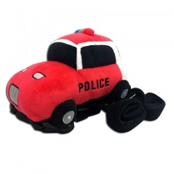 Bumble Bee 2 in 1 Safety Harness (Police Car)