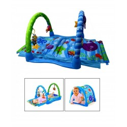 Royal Baby World Happy Space River (Combo) Play Gym