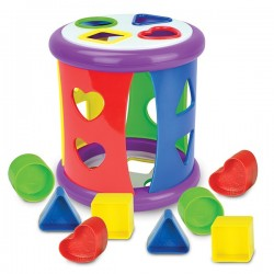 TLJI My First Shape Sorter