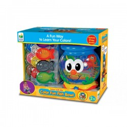 TLJI Learn with Me - Color Fun Fish Bowl