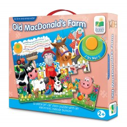 TLJI My First Sing Along Puzzle - Old MacDonalds Farm