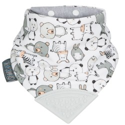 Cheeky Chompers Panda Pals  Neckerchew