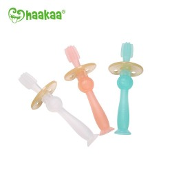 Haakaa 360 Silicone Toothbrush