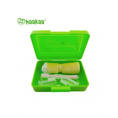 Haakaa Kids Oral Care Set