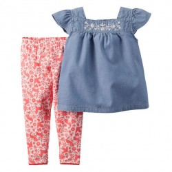 Carter's 2-Piece Top & Legging Set (239G200)