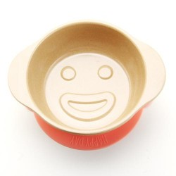 Rice Husk Kids Soup Bowl with suction cup (Husk's Junior)