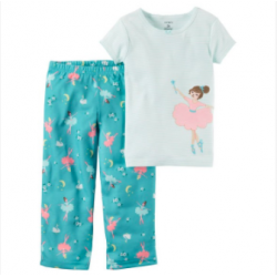 Carter's 2-Piece Cotton & Jersey PJs (353G097)