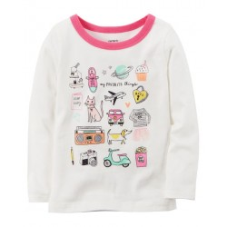 Carter's Favorite Things Graphic Tee (253H240)