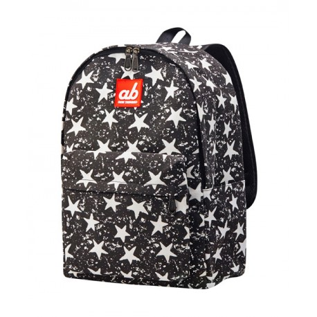 Ab New Zealand Milky Stars Kids Canvas Backpack Diaper Bags