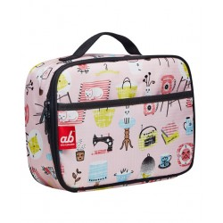 ab New Zealand Single Deck Household Elements Lunch Bag