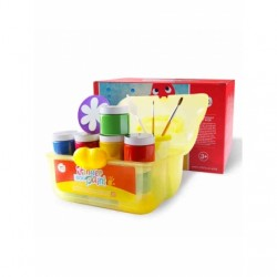 Joan Miro Finger Paint Art Box Kit
