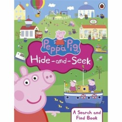 Peppa Pig : Hide-and-Seek: A Search and Find Book