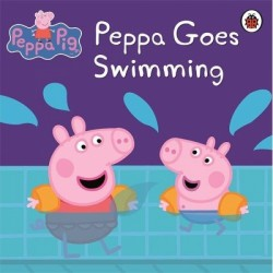 Peppa Pig : Peppa Goes Swimming Story Book