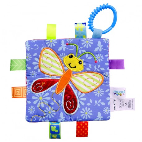Ichiro BABY TOUCH AND FEEL TOY-Butterfly