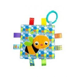 Ichiro Touch and Feel Toy (Yellow Bee)