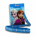 Disney Frozen Sister Card Holder With Lanyard