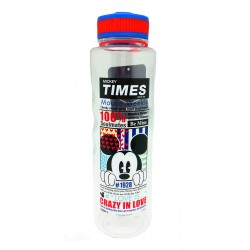 Disney Retro Mickey Times 1000ML Tritan Bottle