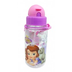 Disney Sofia The First Friends 350ML Tritan Bottle With Straw