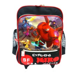 Big Hero 6 14 Inch Pre-School Trolley Bag