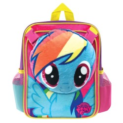 My Little Pony Movie Rainbowdash 11 Inch Kids Backpack With Cushion