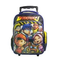 Boboiboy Movie Pre-School Trolly Bag