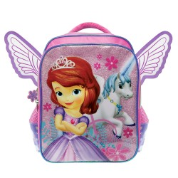 Disney Sofia The First Unicorn Adventure Pre School Bag