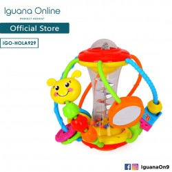 Iguana Online Toddlers World Activity Ball with Multiple Different Games and Activities HOLA929