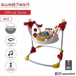 Sweet Heart Paris Baby Floor Jumpers BW10 with Seat Element Rotates 360 Degrees\''