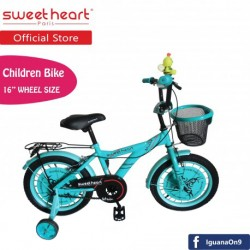'Sweet Heart Paris CB1601 M-MAX Children Bicycle (Green)'