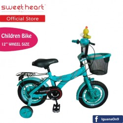 Sweet Heart Paris CB1201 M-MAX Children Bicycle (Green)\''