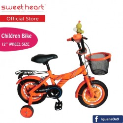 Sweet Heart Paris CB1201 M-MAX Children Bicycle (Orange)
