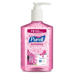 PURELL Advanced Instant Hand Sanitizer - Spring Bloom (8 fl oz)