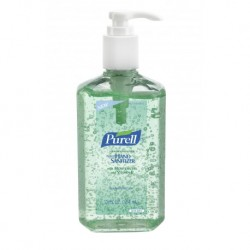 PURELL Advanced Instant Hand Sanitizer - Refreshing Aloe (12 fl oz)