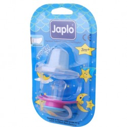 Japlo T/Star Orthodontic - Ts29 Soother - With Night Growth Handle- (With Cover)
