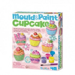 4M Mould and Paint Cup Cake