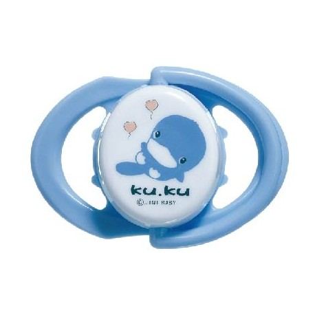 Kuku Duckbill Orthodontic Pacifier - 6 month above KU5511A