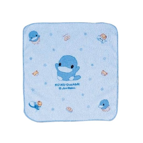 Kuku Duckbill Multifunction Square Towel KU2357