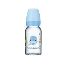Kuku Duckbill KU5862 Borosilicate Glass Wide Neck Bottle 120ml