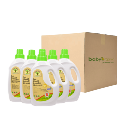 BabyOrganix I Love Tree Eco Liquid Laundry Detergent (1.8L) (6pcs)