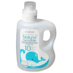 K-Mom Natural Sensible Baby Laundry Detergent (1700ml)