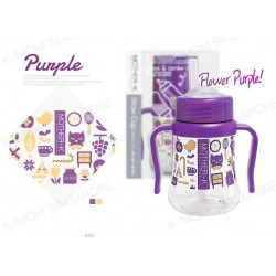Mother-k Stawcup (200ml - Purple)