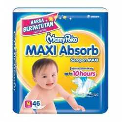 MamyPoko Maxi Absorb M46 x 3 Pack