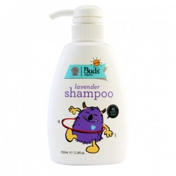 Buds for Kids Lavender Shampoo