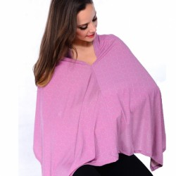 Lunavie Purple Nursing Cover