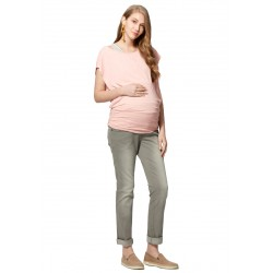 Mamaway 2 in 1 Maternity & Nursing Top (Pink)